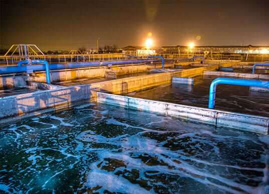 De-Oiling Water Treatment (SAGD)