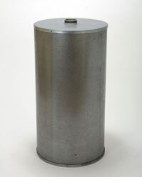 Filter Cartridge That Maximizes Dirt Holding Capacity